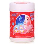 禾采QQ婴儿专用湿巾(120P桶装)