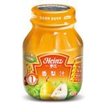 亨氏香梨汁(辅食添加初期)