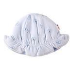 比卡诺绒布花边帽PO1214(3-6M)