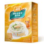 百乐麦鹅肝蒸波菜颗粒面 261g 2段 (珍品系列)