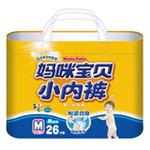妈咪宝贝小内裤男中号M 26P+6P