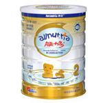 能力多婴儿配方奶粉2段800G/桶
