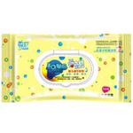 尊尼爱宝贝婴儿湿巾系列40片口手清洁型