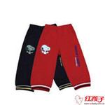 史努比针织长裤(红)BW877251-90