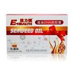 益力健海藻油DHA软胶囊30粒/瓶*2瓶