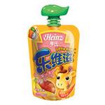 亨氏乐维滋果汁泥-苹果香蕉120g