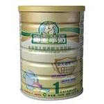 御宝育宝乐婴儿羊奶粉1段900g(0-6个月)