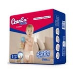 Ceanza成长日记乐动宝宝婴儿纸尿裤L号24片