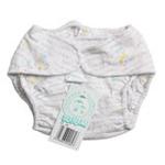 花儿开婴儿尿裤180(白底英文字M码)