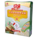 方广五谷珍宝营养米粉(8-36个月)