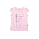 加菲猫女童针织T恤GTWD35802浅粉110