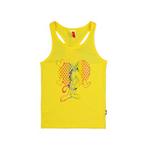加菲猫女童无袖T恤GTWD35401金黄130