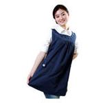 爱家防辐射服时尚公主裙AJ606藏青L