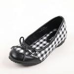 兔仔唛TUZAMA大女童新款女童皮鞋单鞋公主皮鞋黑色32码