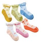 美斯园-女宝宝袜(无骨缝合)3550(3-5岁)