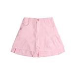 加菲猫女童短裙GLZD35201珊瑚粉105