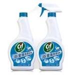 晶杰浴室强效清洁剂+补充瓶装(500g+500g)