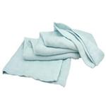 美亲竹纤维小浴巾100%竹纤维蓝色