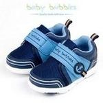 babybubbles婴童鞋151-9001-121深蓝22/145