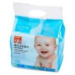 好孩子海洋水润婴儿卫生湿巾80片装三连包  U3203