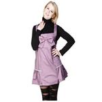 HHS花含实防辐射孕妇装马甲HHS-2004B紫色