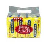 POKO婴幼儿手口湿巾25片(4连包实惠装)