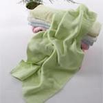 AngelDream安歌吉姆100%竹纤维大毛巾绿色AGZP2BB-G