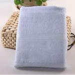 AngelDream安歌吉姆70%竹纤维小浴巾蓝色AGZD3AS-B