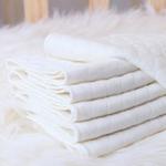 小富兰克竹纤维夹棉尿布10片装1005