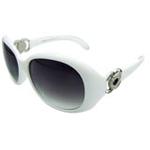 派丽蒙PARIM奥运限量版女士运动版太阳镜105730白色