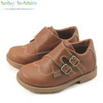 babybubbles休闲系列婴童鞋111-3118-214浅咖色/23
