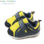 babybubbles休闲系列婴童鞋051-9107-123深蓝色/23