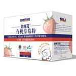 合生元婴幼儿有机草莓粉(30袋/盒)