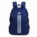 阿迪达斯/adidas运动双肩背包W58467学院藏青蓝/银金属NS