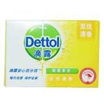 滴露中国香皂自然清新125克