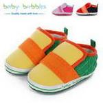 babybubbles休闲系列婴童鞋049-7069-123黄色/16