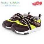 babybubbles休闲系列婴童鞋151-4043-223绿色/24