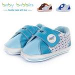 babybubbles休闲系列婴童鞋051-9082-123宝蓝/19