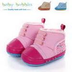 babybubbles休闲系列婴童鞋059-5072-024浅粉/16