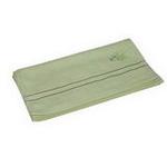 中国结提缎竹纤维毛巾PD8035(绿色)