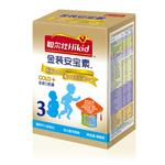 聪尔壮金装安宝素幼儿配方奶粉3段(盒)