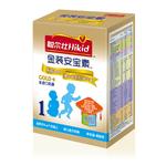 聪尔壮金装安宝素婴儿配方奶粉1段(盒)