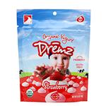 优格曼草莓酸奶溶豆