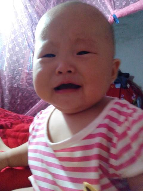 比一比谁家宝贝哭得最伤心