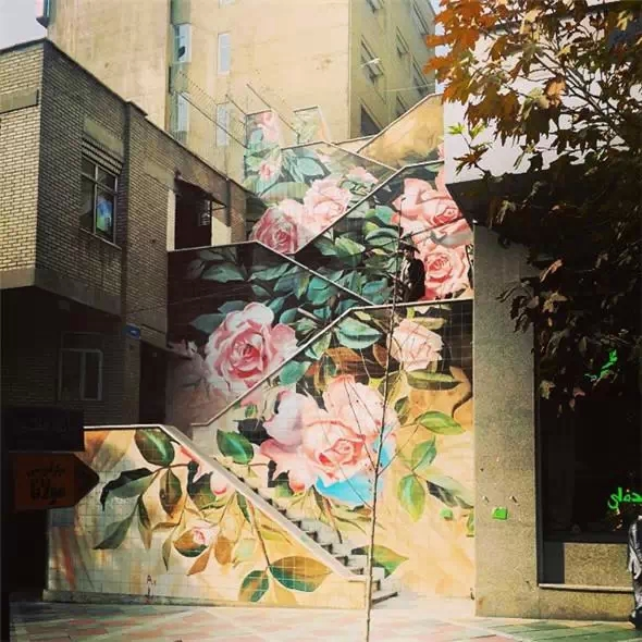 世界上最美的17个楼梯 - 国色天香 - 陈元欣艺术画舫欢迎您