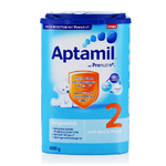 德国原装进口 美乐宝 Aptamil爱他美奶粉 2段 6-10个月 800g/罐