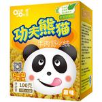 爱珍 功夫熊猫牛肉舒化绒100g