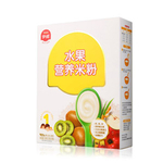伊威水果营养米粉
