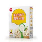 伊威淮山药莲子营养米粉