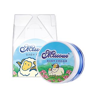 澳洲missoue蜜语进口婴儿羊脂面霜30g